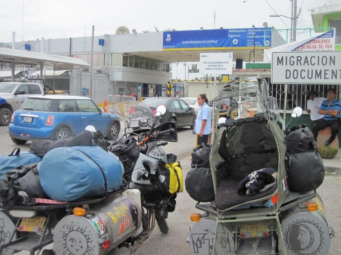 Border to Belize