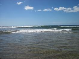 Surfers in Tamorindo