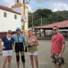 Alvaro De Marichalar, World traveler on a Seadoo